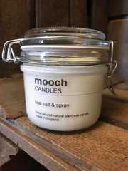 mooch CANDLES - Sea Salt & Spray Clip Jar Candle