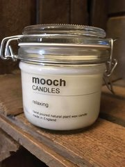 mooch CANDLES - Relaxing Clip Jar Candle