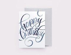 Happy Birthday By Emily Van Hoff