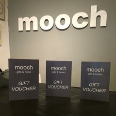 MOOCH GIFT VOUCHER £25.00 - SPEND IN STORE ONLY