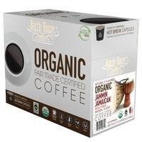 Barrie House Fair Trade Organic Jammin Jamaican - 24 ct