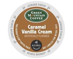 GMCR Caramel Vanilla Cream 24-ct