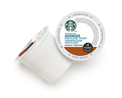 Starbucks Decaf Pike Place Roast 24-ct