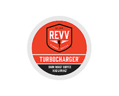 Revv Turbocharger Extra Dark Roast 24-ct.