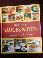 Lexicon of Sauces and Dips by Kristiane Müller-Urban