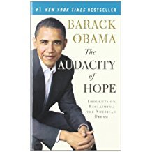 Audacity of Hope by Barack Obama