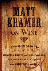 Matt Kramer on Wine