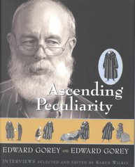 Ascending Peculiarity by Edward Corey on Edward Gorey