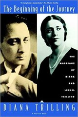 Beginning of the Journey-The marriage of Diana and Lionel Trilling.