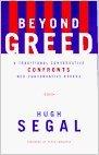 Beyond Greed by Hugh Segal