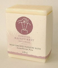 Wild Orchid Pleasure Aromatherapy Soap 4 oz