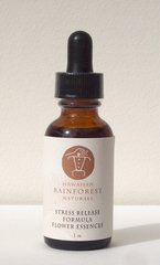 Stress Release Formula Flower Essence 1oz.