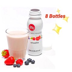 Field Berry Smoothie - ready-to-drink (pack of 8)