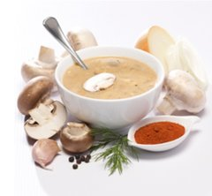 Hungarian Mushroom Soup Mix-In