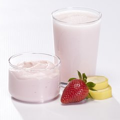 Strawberry Banana Pudding Shake (7 per box)