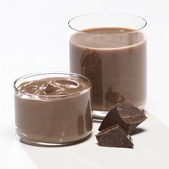 Chocolate Pudding Shake