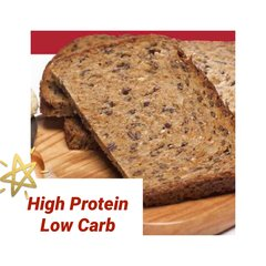 Brown Bread (High Protein) 7 servings per box
