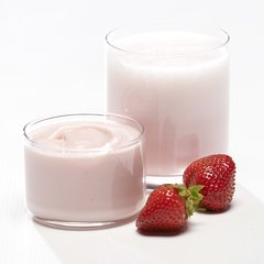 Strawberry Pudding Shake