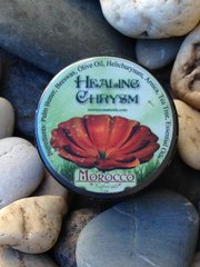 Healing Chrysm Pain Reliever Available in 2oz ($62.00) or 0.5oz ($19.00)