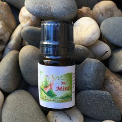 EO Phi Mint - 100% Pure Essential Oil (Certified Organic) 5ml