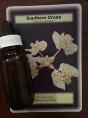 BFE - Southern Cross Dosage Bottle 25ml - Personal Power, Taking Responsibility, Stopping the Blame Game