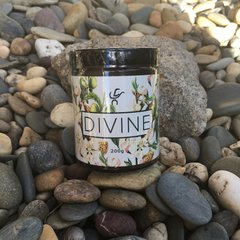 Divine - Hand Crafted, Nourishing Body and Face Moisturiser 200g