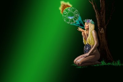 Mother Earth Astrology and Natural Healing