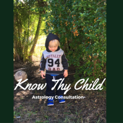 Know Thy Child - Astrology Consultation