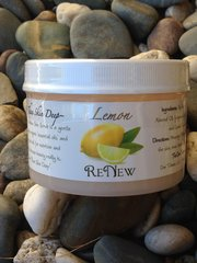 Renew Salt Scrub - Handmade - Available in Lemon, Orange or Lavender