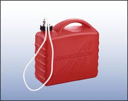 Anderson Fuel Can with Fittings