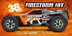 HPI FIRESTORM 10T 3.0 with 5 Litre Nitro Fuel