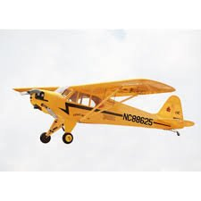 Seagull Piper Cub 75 2000mm ARF with 5 litre Nitro Fuel