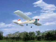 RC Plane Kit Thunder Tiger Ready 40 + 5 litre Nitro Fuel Combo