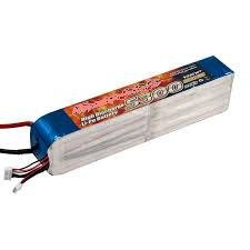 7.4V 1350 mAh 25C Lipo Battery Pack Beast Power