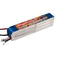7.4 V 1000mAh 30C 2S1P Lipo Battery Pack Beast Power