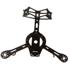 V-tail 240mm Fiberglass Quadcopter Frame