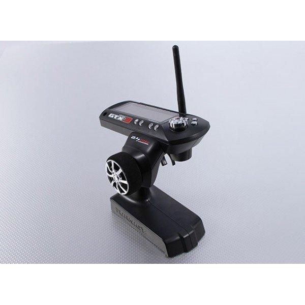 Turnigy GTX3 AFHDS 2.4ghz 3 Channel Radio System