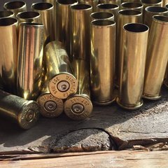 .357 Magnum, 'Winchester', Used Brass, 100 pack.