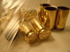 .40 Smith & Wesson, 'Winchester' Brass 200pk