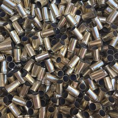 9mm Luger, Assorted Brand, Used Brass cases. 250 pk