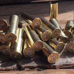 .357 Magnum, 'Federal', Used Brass cases, 100 pack.