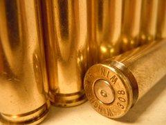 .308 Win, 'Winchester', Brass 20 pk