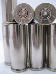 .44 Mag, Assorted Mfgr, Nickel Plated 50