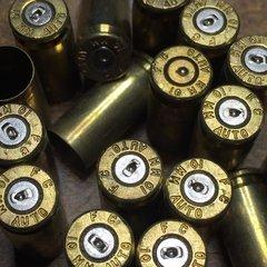 10 mm 'Federal' brass, 100 pk