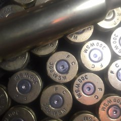 .300 WSM, Federal Brass 20 pack
