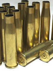 8x56mmR Used Brass rifle cases. 20pk
