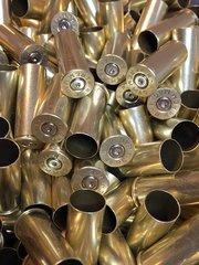 .44 Rem Magnum, 'Remington', Used Brass cases 50 pack.