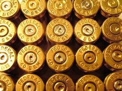 .40 Smith & Wesson, Federal, Brass 200pk