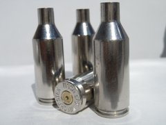 .243 WSSM, Brass / Nickel 20 pack