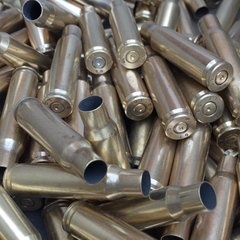 .308 Win, Lake City, Brass w/ crimp,100 pk